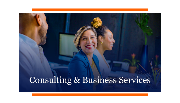 Our Service Consulting & Business Services consulting business services