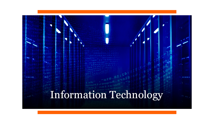 Our Service Information Technologies